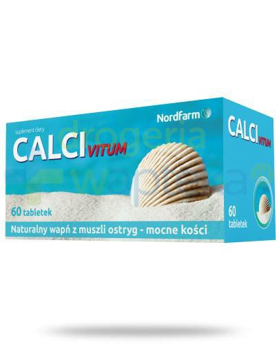 Calcivitum 60 tabletek