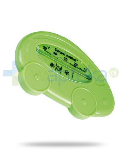 Canpol Babies Autko termometr kąpielowy 1 sztuka [2/784]