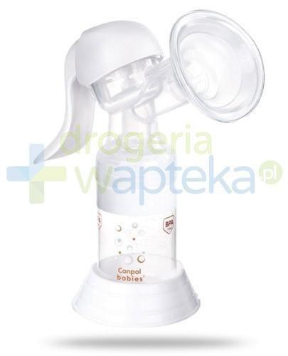 Canpol Babies Basic laktator manualny 1 sztuka [12/205]
