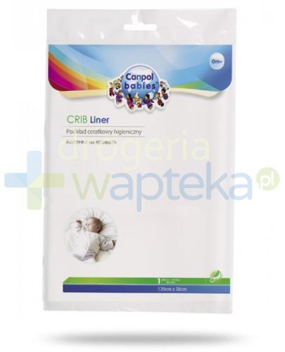 Canpol Babies ceratka higieniczna 120cm x 50cm 1 sztuka [10/100]