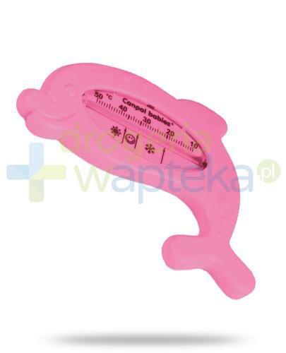 Canpol Babies Delfin termometr kąpielowy 1 sztuka [2/782]