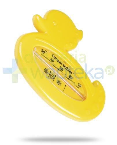 Canpol Babies Kaczuszka termometr kąpielowy [2/781]