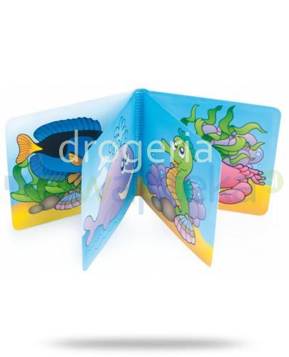Canpol Babies książeczka piszcząca miękka kolorowy ocean,dinozaury,zoo 1 sztuk...  whited-out