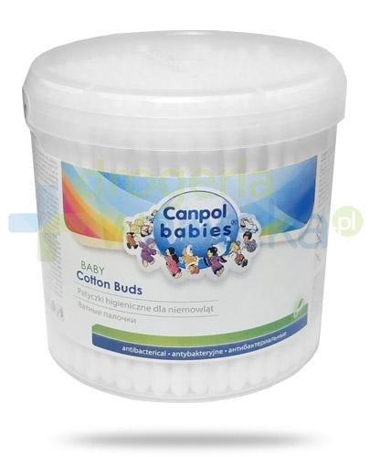 Canpol Babies patyczki higieniczne dla niemowląt 200 sztuk [3/114] [16504]