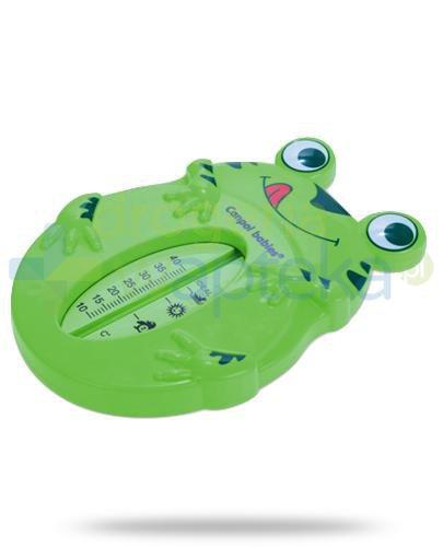 Canpol Babies Żaba termometr kąpielowy bezrtęciowy 1 sztuka [9/220]