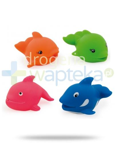 Canpol Babies zabawka do kąpieli rybki i delfiny 1 sztuka [2/993]  whited-out