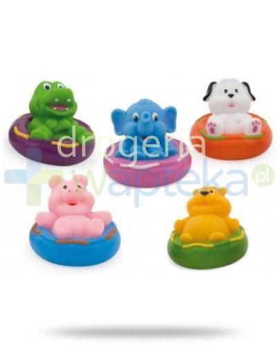 Canpol Babies zabawka do kąpieli zwierzątka na pontonach 1 sztuka [2/994]