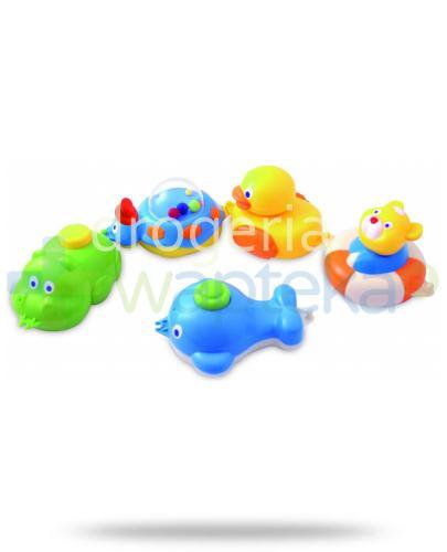 Canpol Babies zabawki do kąpieli 5 sztuk [2/594]  whited-out