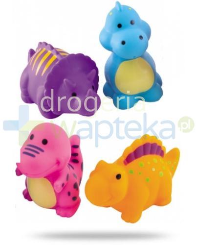Canpol Babies zabawki do kąpieli dinozaury 4 sztuki [2/995]  whited-out