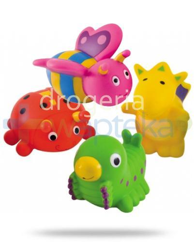Canpol Babies zabawki do kąpieli z kolekcji wesoły ogród 4 sztuki [2/997]