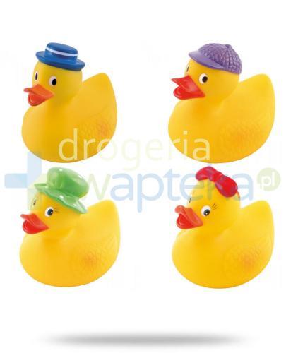 Canpol Babies zabawki piszczące kaczuszki kaczki dziwaczki 1 sztuka [2/990]   whited-out
