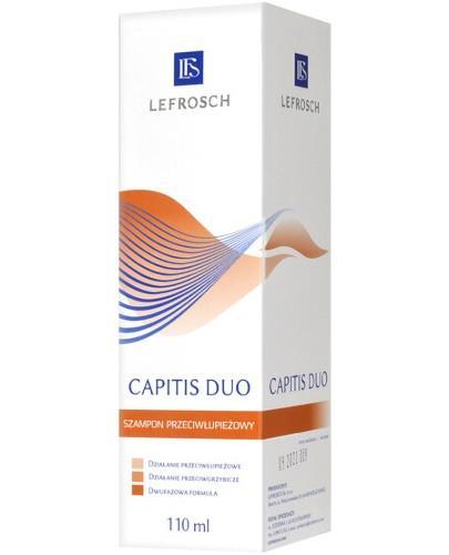 Capitis Duo szampon przeciwłupieżowy 110 ml