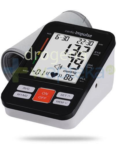 Cardio Impulse Pro ciśnieniomierz automatyczny naramienny 1 sztuka