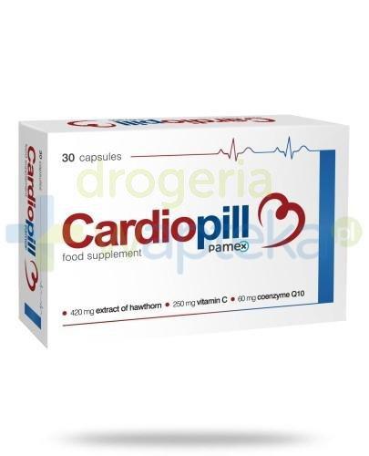 Cardiopill 30 kapsułek