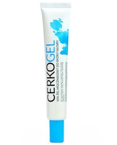 CERKOGEL Żel 10% mocznikowy do pielęgnacji skóry suchej 50 g