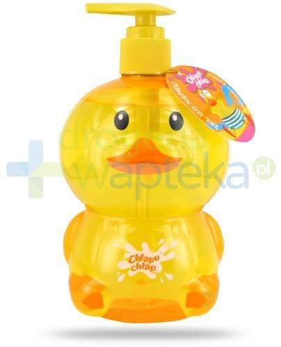Chlapu Chlap Kaczka żel do kąpieli o zapachu pianki owocowej 500 ml