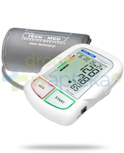 Tech-Med TMA-7000M ciśnieniomierz elektroniczny naramienny 1 sztuka