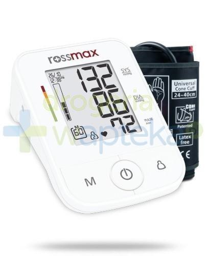 Rossmax X3 ciśnieniomierz automatyczny naramienny 1 sztuka