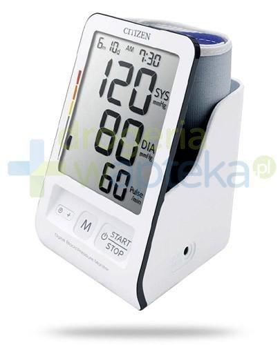 Citizen CH 456 ciśnieniomierz automatyczny naramienny 1 sztuka