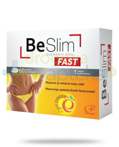 Colfarm Be Slim Fast 60 tabletek