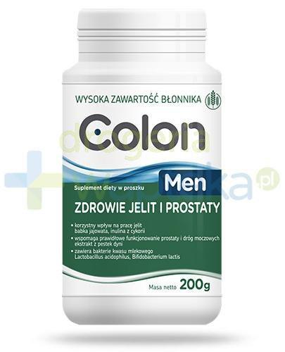 Colon Men zdrowie jelit i prostaty 200 g