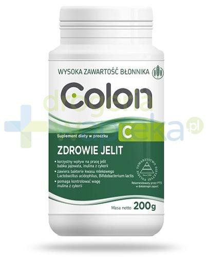 Colon C Zdrowie jelit proszek 200 g