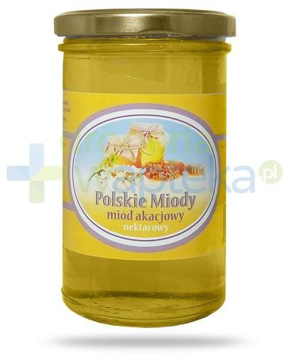 Corpo Polskie Miody miód akacjowy nektarowy 350 g
