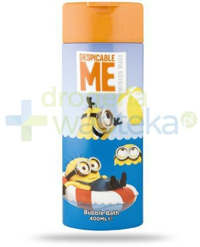 Corsair Minionki Bubble Bath płyn do kąpieli 400 ml  whited-out