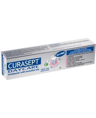 Curasept Daycare Cool Mint pasta do zębów 75 ml