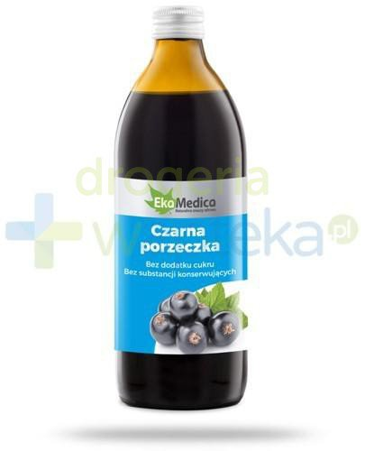 EkaMedica Czarna Porzeczka sok 500 ml