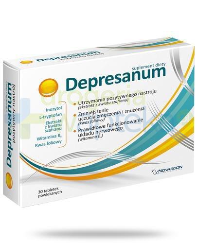 Depresanum 30 tabletek