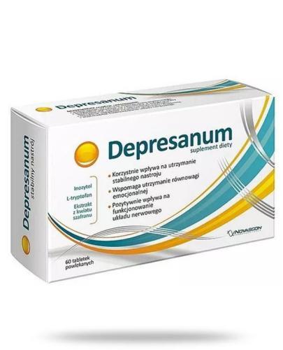 Depresanum 60 tabletek