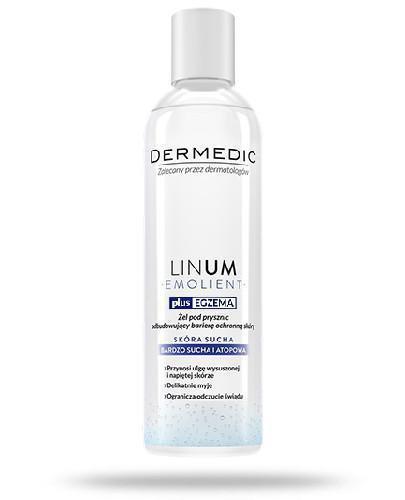 Dermedic Emolient Linum żel pod prysznic 200 ml