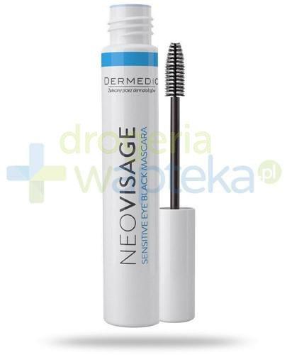 Dermedic NeoVisage Hypoalergiczny tusz wydłużający rzęsy 8 g