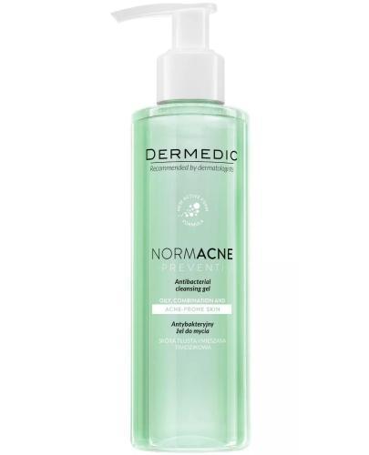 Dermedic Normacne Preventi żel antybakteryjny do mycia 200 ml