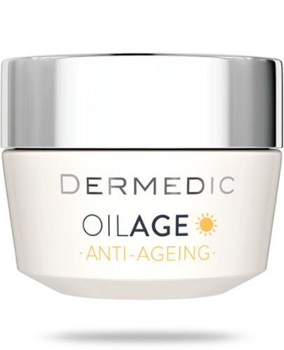 Dermedic Oilage Anti-Ageing odżywczy krem na dzień przywracający gęstość skóry 50 g