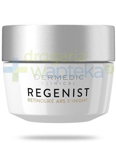 Dermedic Regenist Retinolike ARS 5° krem naprawczy intensywnie regenerujący na noc 50 g