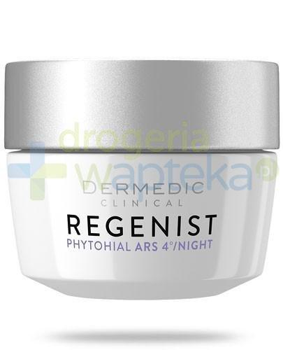 Dermedic Regenist Phytohial ARS 4° krem ujędrniająco wspomagający odnowę skóry na no...