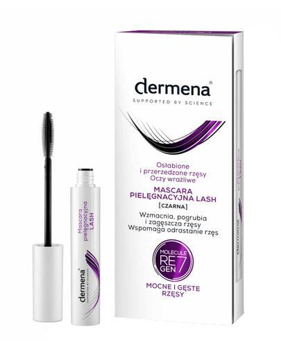 Dermena Lash mascara pielęgnacyjna do osłabionych rzęs 10 ml