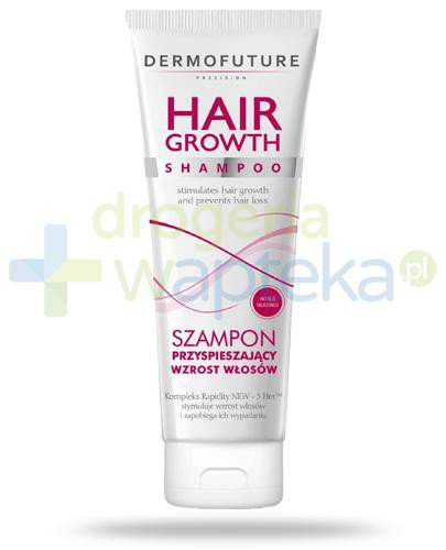 Dermo Future Hair Growth szampon przyspieszający wzrost włosów i zapobiegający ich wyp...