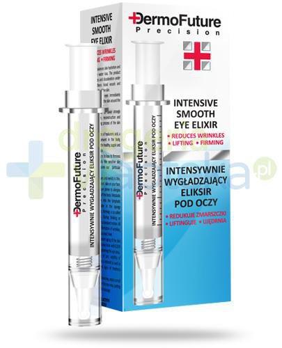 Dermo Future Intensywnie wygładzający eliksir pod oczy 10 ml