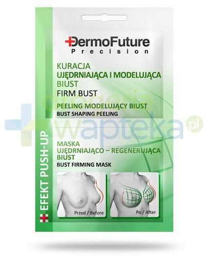 Dermo Future Kuracja ujędrniająca i modelująca biust w saszetce 2x 12 ml