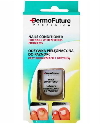DermoFuture odżywka pielęgnacyjna do paznokci przy problemach z grzybicą 9 ml