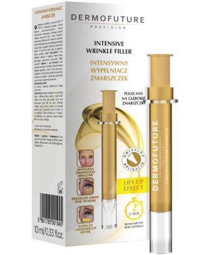 DermoFuture Lift Up Effect intensywny wypełniacz zmarszczek 10 ml