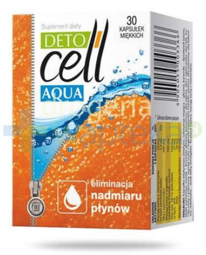 Detocell Aqua 30 kapsułek