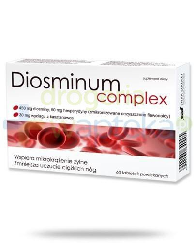 Diosminum Complex 60 tabletek