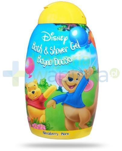 Disney Kubuś żel do kąpieli i pod prysznic o zapachu czarnej porzeczki 300 ml [71367]   whited-out
