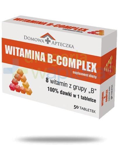 Domowa Apteczka Witamina B Complex 50 tabletek