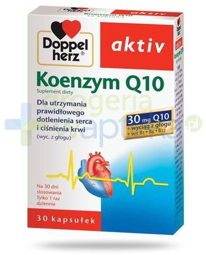 DoppelHerz Aktiv Koenzym Q10 30 kapsułek