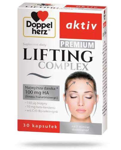 Doppelherz Aktiv Lifting Complex 30 kapsułek